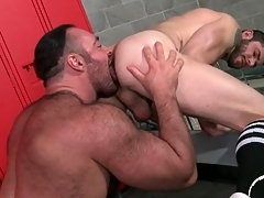 Thick submit to licks with the addition of fucks a guy from ruin