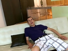 Racy and wild doggystyle anal with hunrgy youthful gays