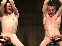 Extremely hardcore gay BDSM unconforming porn part4