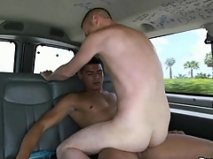 Youthful lady's man lured secure having mind-blowing gay sex