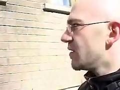 Naff Big Hawkshaw Victim Increased by Fucker